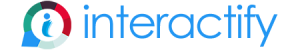 Interactify Inc. logo