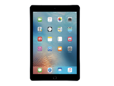 "Apple iPad - 9.7"""