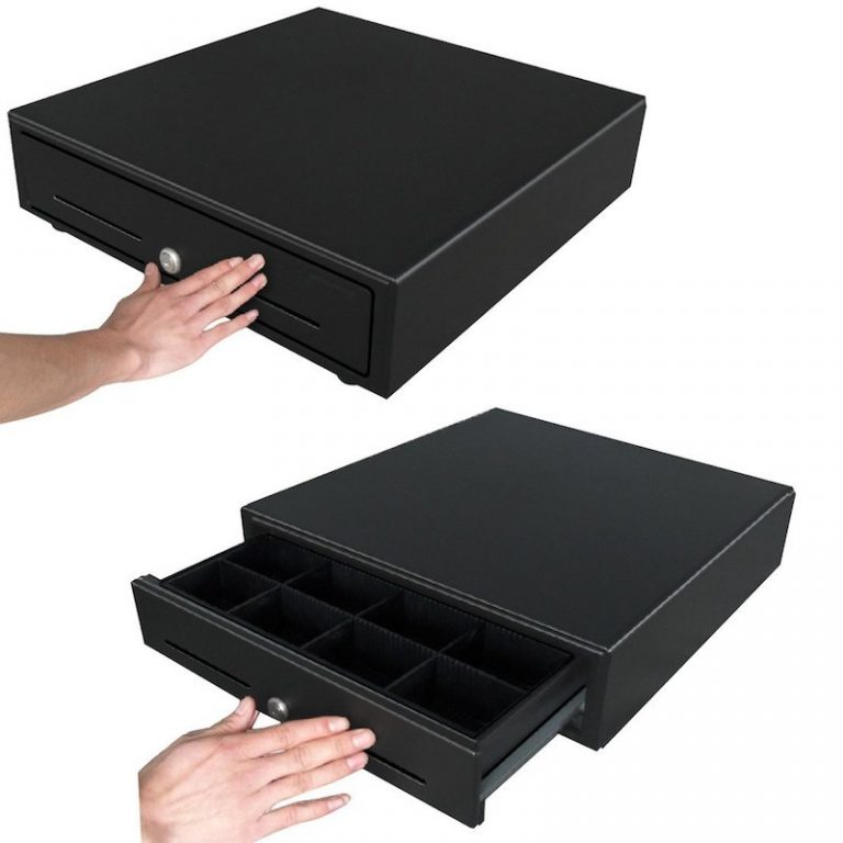 Push to Open Cash Drawer